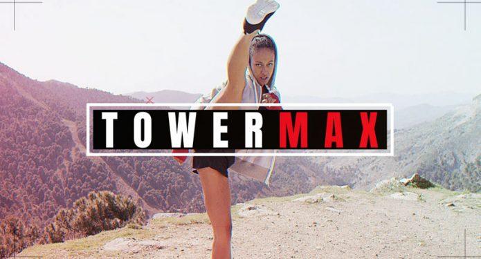 Towermax.Fitness jetzt mit kicken