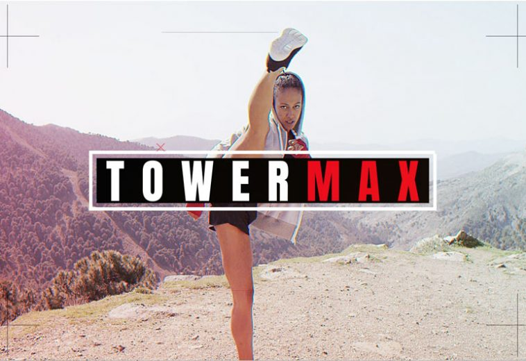 Towermax.Fitness now with kicking